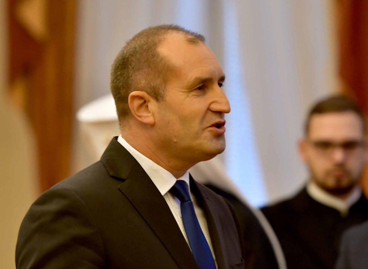 Румен Радев: Ако властта работи в интерес на гражданите, ще имаме единство!
