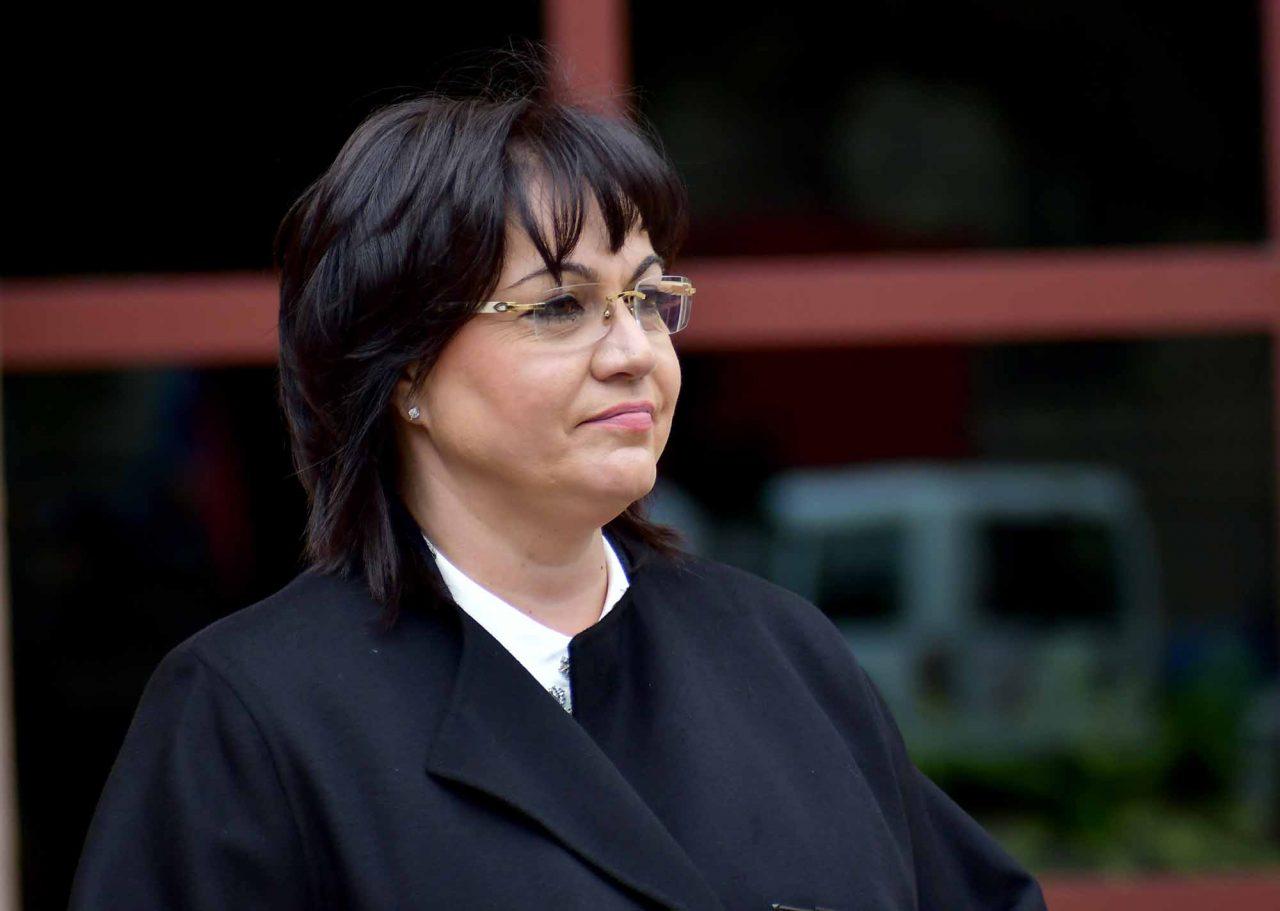 Корнелия Нинова: Визията ни за бъдещето на България трябва да стигне до всеки българин.