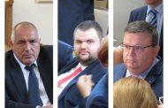 Борисов, Пеевски и Цацаров разпарчетосали КТБ – тримата били единствените, спечелили от фалита на банката