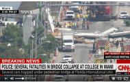 Мост се срути! Има загинали и ранени! ВИДЕО