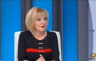 """Мая Манолова: Вече има отворена сметка за кампанията """"Великден за всеки"""""""