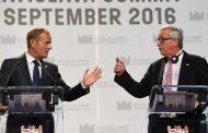 Юнкер и Туск със смесени чувства на срещата в България. Смесени, смесени – колко да са смесени?