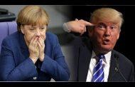 Президентът Тръмп нападна Меркел