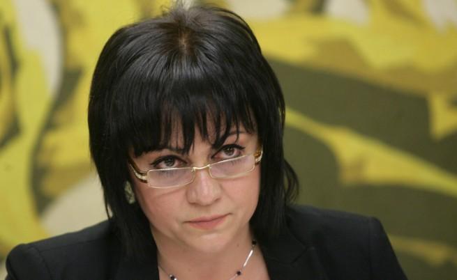 Корнелия Нинова Обидена!: Обвиниха ни!
