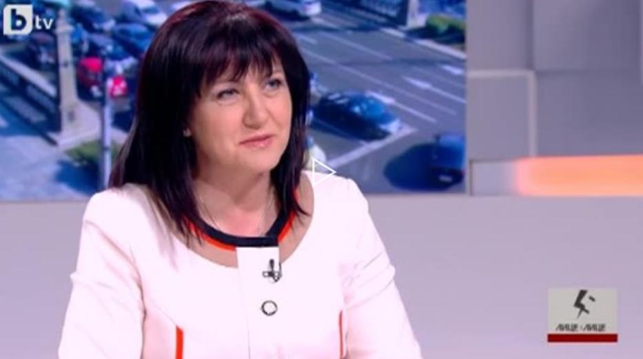 """Цвета Караянчева: Партия """"Атака"""" са били на собствени разноски при пътуването си в Крим"""