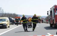 Информация от Света Анна София за пострадалите при тежката катастрофа край Вакарел