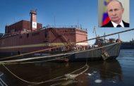 Путин пусна по вода първата плаваща атомна електроцентрала