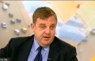 Каракачанов въобще не е бил съгласен със закупуването на самолетите F 16 .