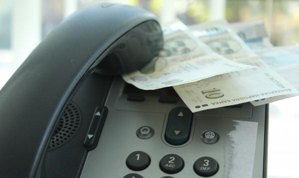 Шуменско семейство е дало на телефонни измамници над 18 000 лева и злато