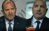 Борисов иска президента Радев за втори кон на каруца с три пъти по-нисък рейтинг от него.
