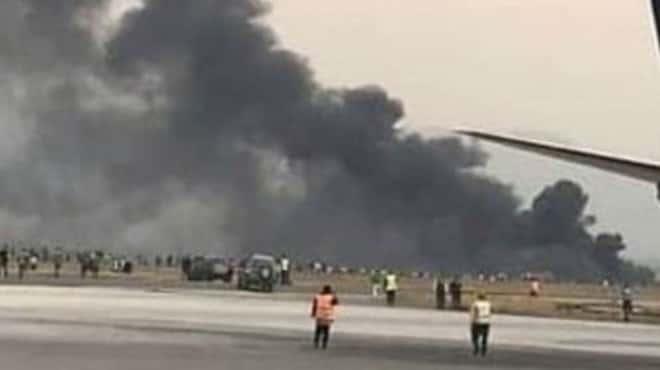 Над 100 души загинаха в самолетна катастрофа в Куба