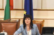 Номерът на Караянчева не мина. БСП напусна пленарна зала.