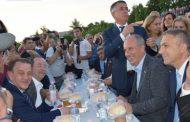 Турски кандидат-президент дойде в Кърджали, Карадайъ го посрещна и заговори за липсата на демокрация
