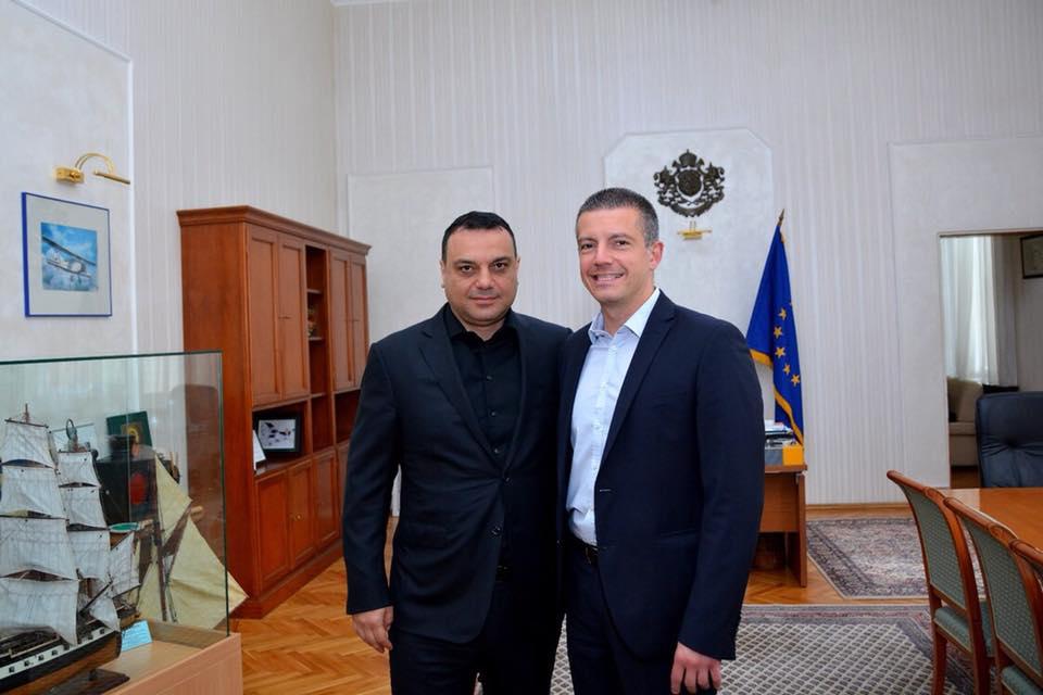 Ивайло Московски: Пътна карта за намаляване на тарифите за роуминг между България и Македония