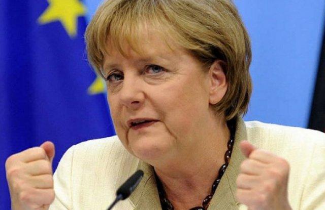 Меркел с тайните служби подслушвала австрийския канцлер.