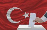 Избирателна активност в Турция 90 процента, а в България 30 процента.