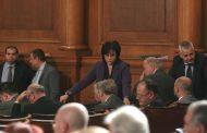В сряда БСП внася вота на недоверие към правителството Борисов 3.
