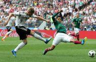 Германия – Мексико 0:1 засега