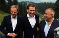 България предаде на Австрия Европредседателството