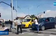 Инцидент с каруца в София прерасна в масов бой