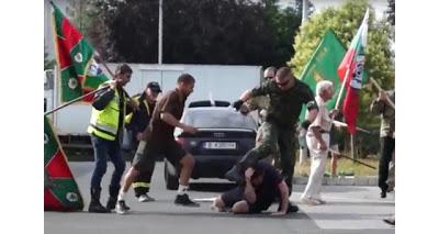 Съдът реши! Eдна ефективна и две условни присъди за побоя над русофоби в Бургас