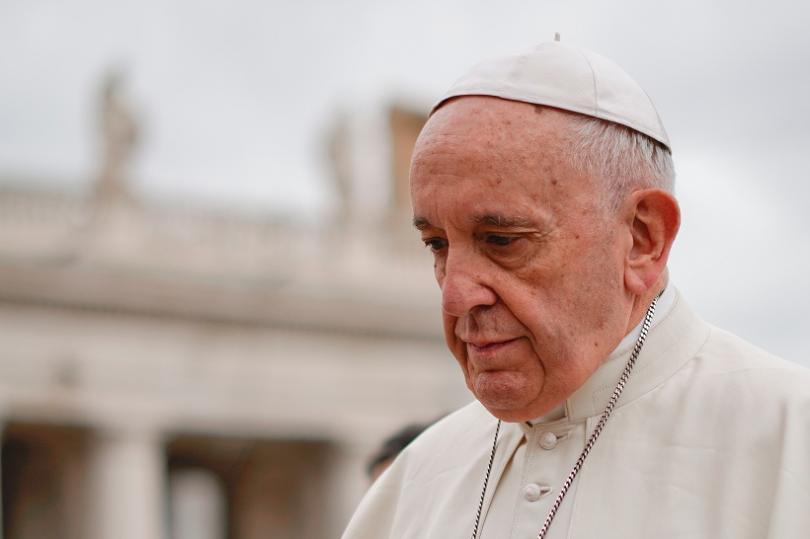 Папата: Семейството между мъж и жена е единственото възможно
