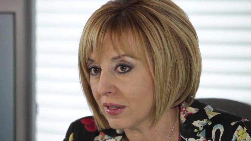Мая Манолова: Срам ме е за провала на системата за винетки!