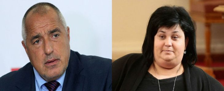 Борисов е нужно да върне Искра Фидосова да въдвори ред!