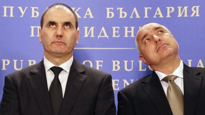 Борисов и Цветанов са скачени съдове, въпреки че не се понасят от времето на атентата в Сарафово.