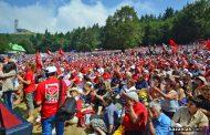 50 000 от Бузлуджа тръгват към София да свалят правителството