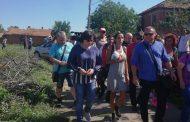 Корнелия Нинова: На всички от Варна, Бургас, Пловдив, София и други градове, с които вчера се сприятелихме в Шарково и звънят да питат