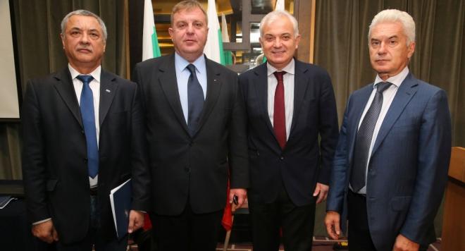 Кой от патриотите, Симеонов, Сидеров и Каракачанов осребри най – добре срещата с Борисов?