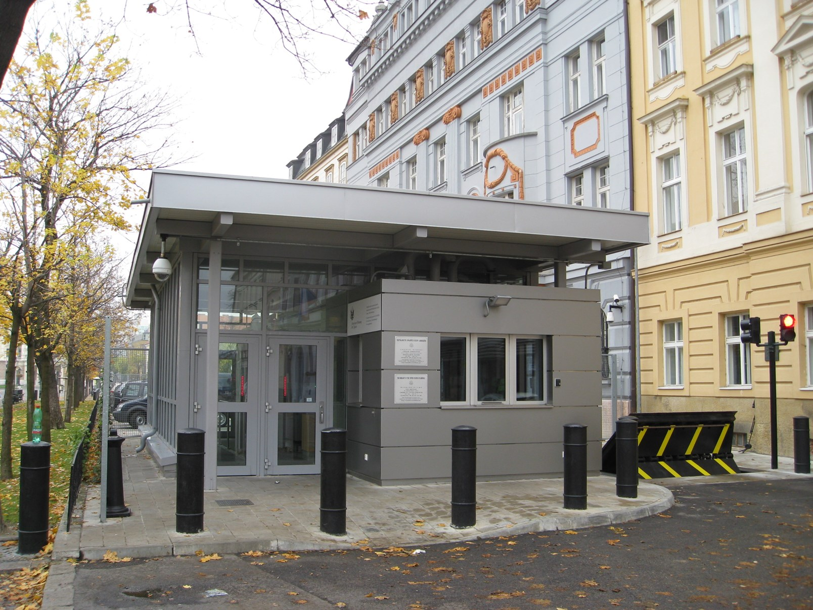 В Братислава се възмутиха от посолството на САЩ