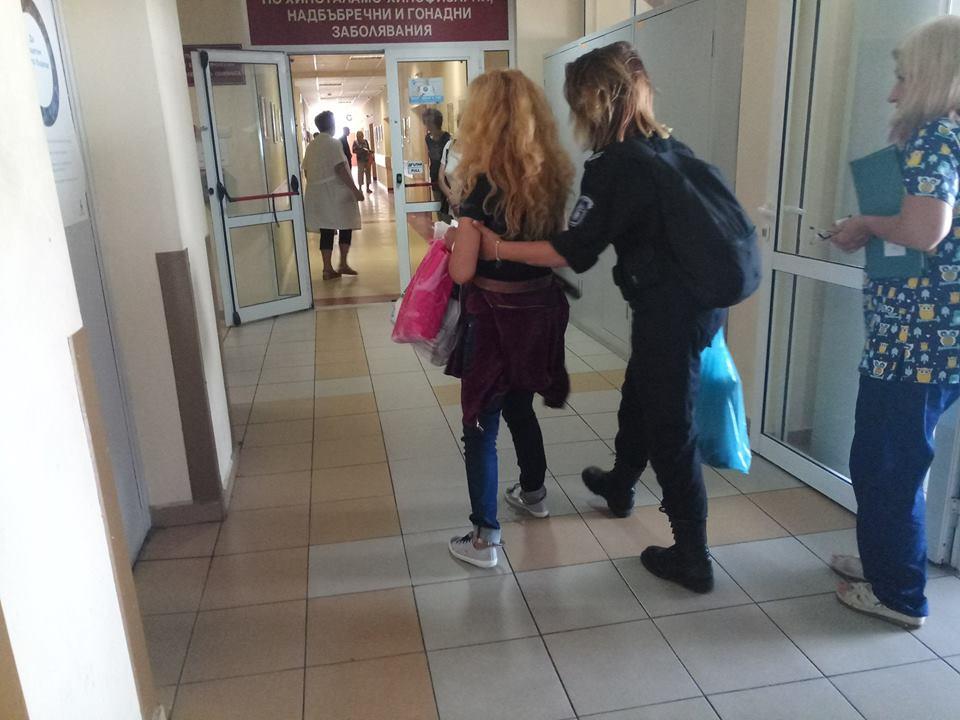 Днес Десислава Ианчева беше изписана от болницата. Организира се протест пред Министерски съвет