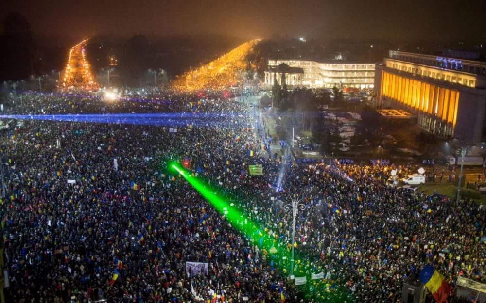 Нови избори и червена чума в Букурещ