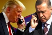 Тръмп и Ердоган непреклонни. Борбата на Тръмп с Ердоган продължава.