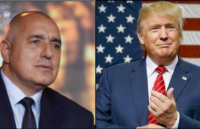 Очаква се оръжейно разбирателство между Борисов и Тръмп