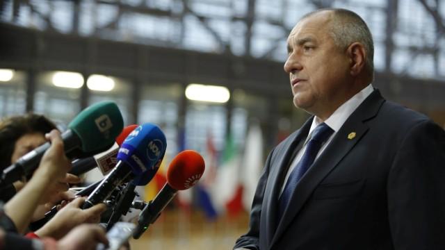 Бойко Борисов отсече: ГЕРБ не сме виновни за нищо. Президентът е виновен!