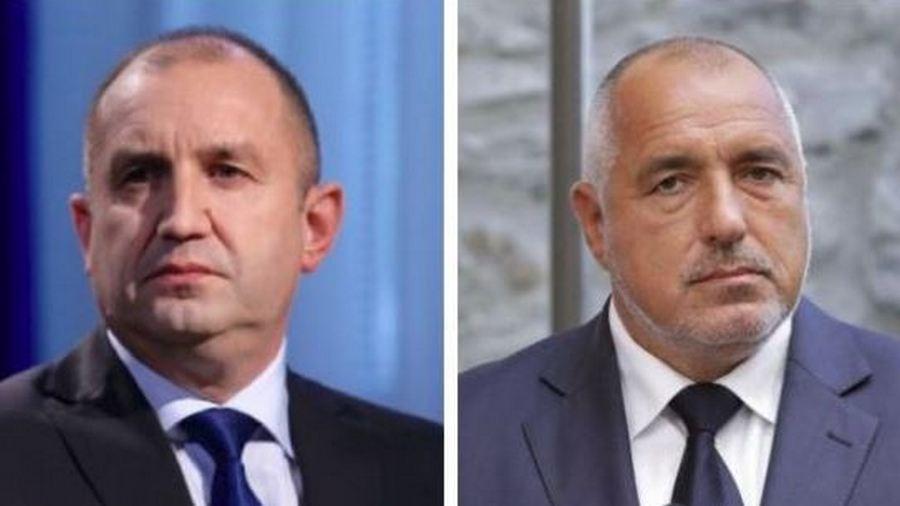 Президентът Радев и премиерът Борисов на противоположни позиции!