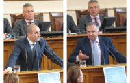 Цветанов и Кутев се хванаха за гушите в парламента