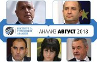 Анализът на ИСА: Борисов изпуска кормилото на властта!