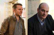 Разследващите журналисти са били в белезници, точно колкото е нужно да изгори всичко