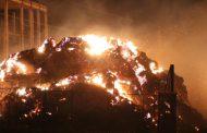 Огнена стихия в Сливен през цялата изминала нощ!
