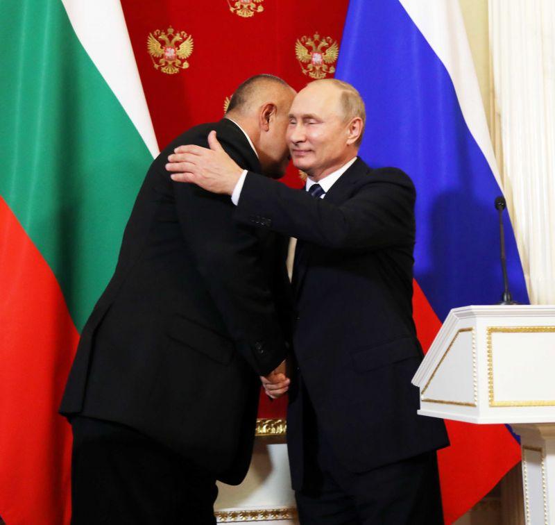 Путин директно каза на Борисов, че е предал националния интерес на България!