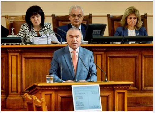 Марешки: 10000 лева са искали месечен подкуп от ВМРО.