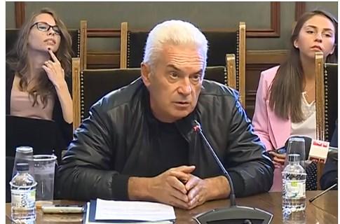 Волен Сидеров към вътрешния министър Младен Маринов: Как извършителят е успял да избяга и дали не е свързан с други лица?