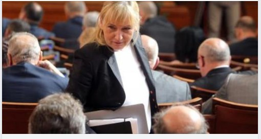 Елена Йончева: Средства за здравеопазване има, а погромът е повсеместен.