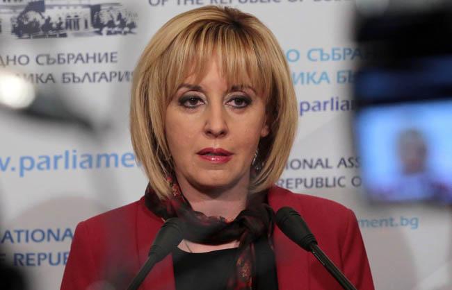 Ако омбудсманът Мая Манолова се яви на избори, ще е трета в софийския вот.