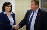 Нормално е Корнелия Нинова да застане зад Каракачанов