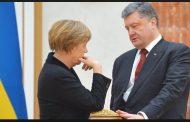 Меркел отряза Порошенко. Същото направи и Франция